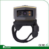 Fs02 Ring Barcode Scanner Android/Ios 2D Qr CMOS Bar Code Scanner for Warehouse, Logistics