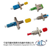 Sc/Male-DIN/Female Optic Fiber Hybrid Adaptor for Fiber Optic Closure
