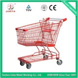 Supermarket Shopping Trolley 240L