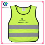 Wholesale Friendly High Visibility Safety Reflective Vest with Tape