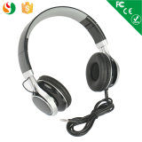 Stylish Wired Over Ear Custom Logo Headphones for Cell