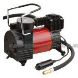 Heavy Duty 12V Car Tire Inflator with Powerful Motor
