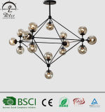 Vintage Style Glass Balls Chandelier for Decoration