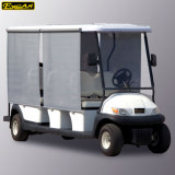 Sunshade 8 Seater Trojan Battery Electric Sightseeing Car
