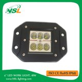 4inch LED Auto Lamp, Waterproof 10V-30V DC Offroad LED Outdoor Light Car Truck Jeep, ATV, SUV, Ute Road Lighting