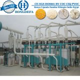 Turnkey Project Maize Flour Mill Machine Line