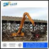 Circular Electromagnetic Lifter for Excavator