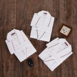 Promotional Hotel Waffle Bathrobe / Pajama / Nightwear