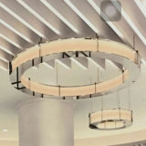 So Cool Contemporary/ Modern Large Project LED Pendant Lamp Chandelier Lights for Hotel / Restaurant