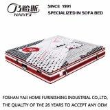 New Model Wholesale Soft Foam Spring Mattress Bedroom Furniture Fb855