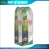 Folding Pop up Displayed Tower Shape Pop Outs Banner (J-NF22F06016)