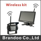 7 Inch TFT LCD Digital Wireless Rearview Car Monitor