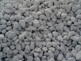 Size 3-5cm Natural White River Pebble Stone for Paving Decoration