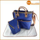 Fashion Mummy Handbag Mother Baby Nappy Shoulder Diaper Bag