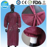 SMS Steriled Surgical Operating Gown, Disposable Operating Coat