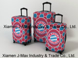 Spandex Travel Luggage Cover Fits 18-32 Inch Luggage, Washable, Comes in Various Printings, High Elastic, Trolley Cover, FC Bayern Munich