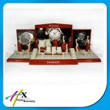 Custom Optical Acrylic Wooden Watch Jewelry Display Exhibition Frame