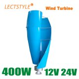 400W 12/24V High Efficiency Wind Generator for Home Application