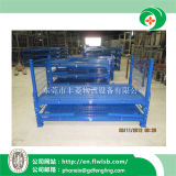 Foldable Wire Mesh Cage for Warehouse with Ce by Forkfit