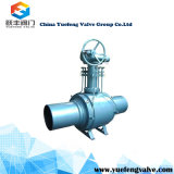 Forged Body Trunnion Full Welded Ball Valve