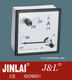 AC Ammeter with Change-Over Switch Moving Iron