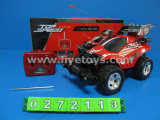 2014 New! ! Remote Control Toy Car 4CH R/C Car Toy with Charge & Battery (ORANGE BLUE) (0272129)