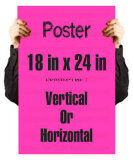 Custom Poster Printing Cheap Snap Wall Mount Aluminum Frame A0/A1/A2/A3/A4 Poster Display Banner