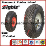 Sale High Quality Pneumatic Rubber Wheel (3.50-4)