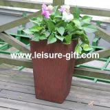 Fo-221 Lightweight Fiberglass Flower Pot