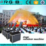 300W Party Wedding Stage Effect Confetti Machine Hand Control CO2 Pneumatic Rainbow Machine