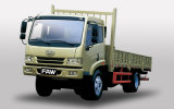 New LHD 2 Axle FAW Flatbed Cargo Truck