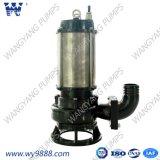 International Certified Wq Series Submersible Sewage Pump