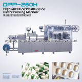 High Speed Al-Plastic (Al-Al) Blister Packing Machine (DPP-260H)