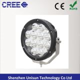 "9"" DC12V 120W 9600lm CREE LED Spot Light for off-Road"