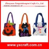 Pumpkin, Cat, Ghost Halloween Decoration Gift Bag Ornament
