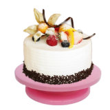 Plastic Rotating Icing Revolving Cake Decorating Turntable (professional supplier)
