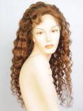 Fashion 100% Human Hair Full Lace Wig