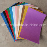 Polyester Felt Fabric, Decorative Felt, Polyester Needle Felt