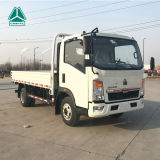 HOWO 4X2 Small Cargo Truck for Sale