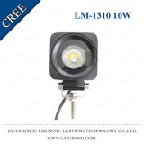 12V/24V Truck Driving Lamp Spot/Flood Beam 2.6 Inch 10W LED Work Light EMC