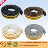 D-Shaped D Type EPDM Sponge Soft Foam Rubber Sealing Strips