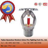 upright fire sprinkler protection systems