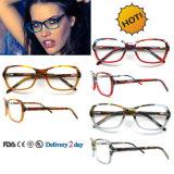 Handmade Acetate Optical Glasses Frames Italy Designer Eyeglass Frame
