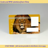 Puppy Card Made Plastic with Magnetic Stripe
