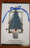 3D Handmade Christmas Card (6601001)