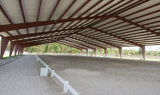 Steel Structure Riding Arena (LTL195)
