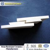 Alumina Ceramic Wear Resistant Tiles as Abrasion Resistant Materials