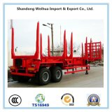 45t 2 Axles Wood Transport Trailer Truck From China Factory