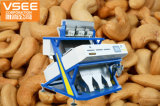 High Quality Hot Sell CCD Camera 5000+ Pixels RGB Peanuts Color Sorter Machine