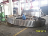 ISO Hardened Heavy Duty Gear Used for Mining Equipment